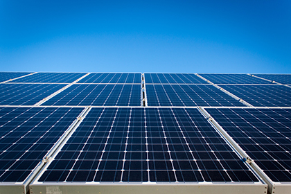 INVESTMENT PROJECT INTO THE BIGGEST UKRAINIAN SOLAR POWER STATION
