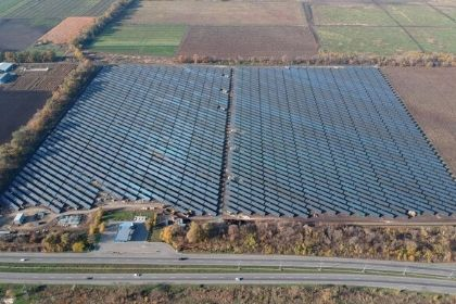 New Solar Farm in Dnipropetrovsk Region Was Launched in the Shortest Possible Time